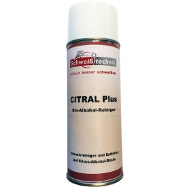 CITRAL Plus, Bio-Alkohol-Reiniger, Aerosoldose a 400ml