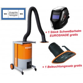 Herbstaktion 2018 - KEMPER Absauganlage MaxiFil Clean